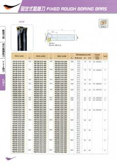 固定式粗搪刀 124