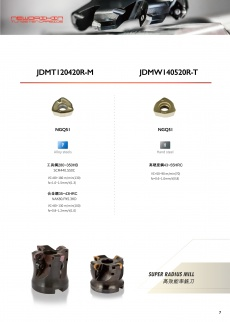 JDMT120420R-M . JDMW140520R-T